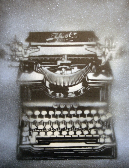 """Old School"" - A Tribute to the Typewriter"