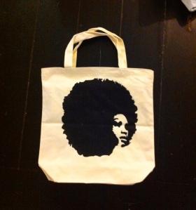 """AFRO-Disiac"" Tote Bag"