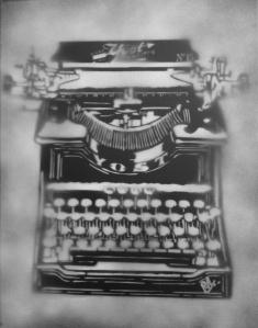 Ferrer - Typerwriter
