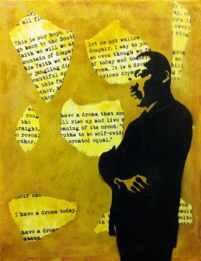 Rhian Ray - MLK