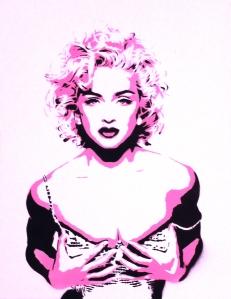 Ferrer - Madonna Bold