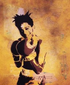 Ferrer - Basquiat Collab