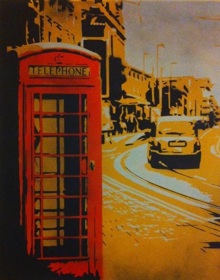 Ferrer - London